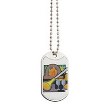 Glass Blowing Dog Tags