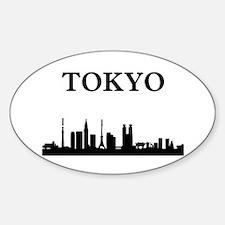 Tokyo Decal