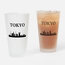 Tokyo Drinking Glass