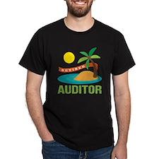 Retired Auditor T-Shirt