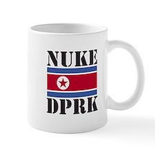 Nuke DPRK Small Mug
