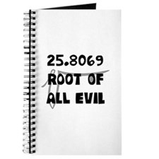 Root Of All Evil (666) Journal