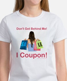 I COUPON! Women's T-Shirt