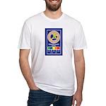 Terroe Alert Fitted T-Shirt
