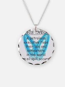 chaostheoryoilspill Necklace