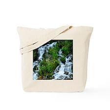 Mountain spring Tote Bag