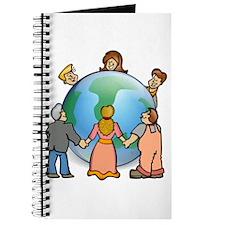 Hands Around the World Journal