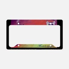 shirtfinal License Plate Holder