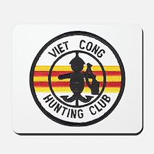Viet Cong Hunting Club Mousepad