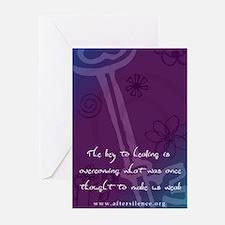 Key to Healing Greeting Cards (Pk of 10)