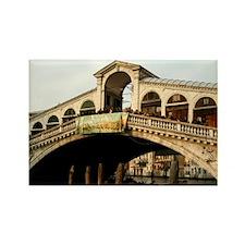 Rialto Bridge Rectangle Magnet