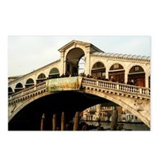 Rialto Bridge Postcards (Package of 8)