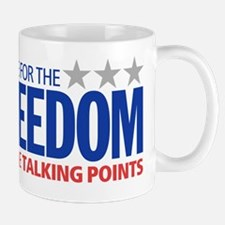 freedom_talking Mug