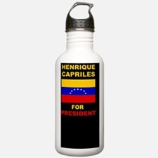 Henrique Capriles for  Water Bottle