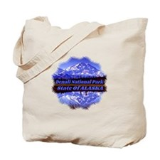 Mt. McKinley in Fall Tote Bag