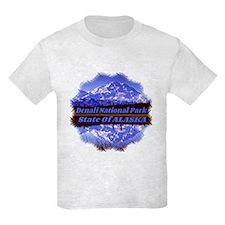 Mt. McKinley in Fall T-Shirt