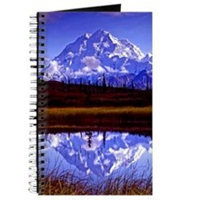 Mt. Mckinley In Fall Journal