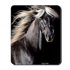 choco_horse_panel Mousepad
