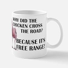 Free Range Chicken Mug