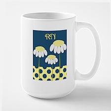 RN Daisy 4 4 Mugs