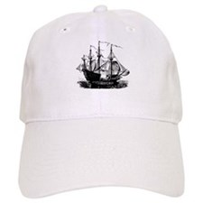 Pirate Ship Baseball Cap