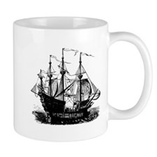 Pirate Ship Small Mug