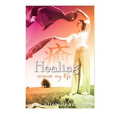 Healing Postcards (Package of 8)