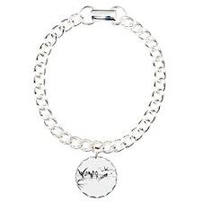 Swallows on Wires Bracelet