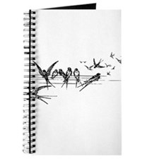 Swallows on Wires Journal