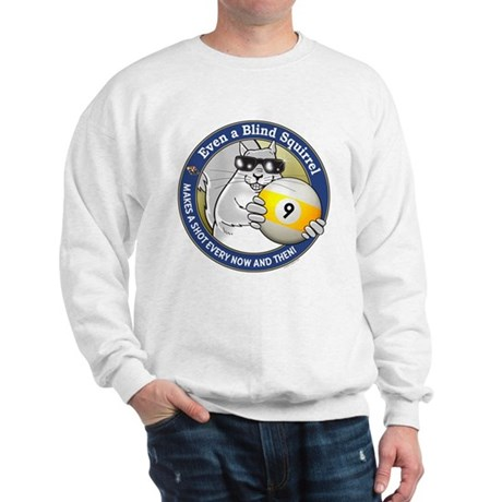 9-Ball Blind Squirrel Sweatshirt