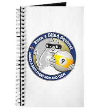 9-Ball Blind Squirrel Journal
