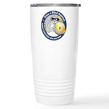 9-Ball Blind Squirrel Travel Mug