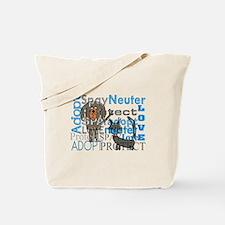 Spay Neuter Adopt 2 Tote Bag