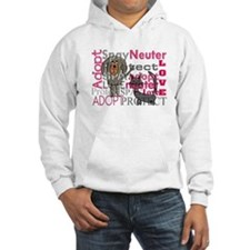 Spay Neuter Adopt 1 Hoodie