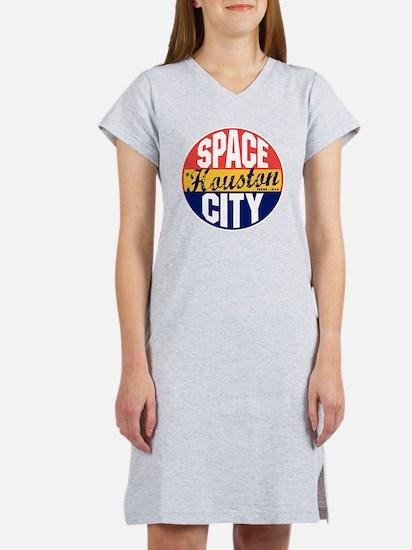 Houston Vintage Label B Women's Nightshirt
