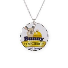 Bunny Concierge Necklace