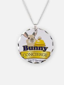 Bunny Concierge Necklace