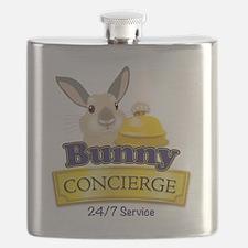 Bunny Concierge Flask