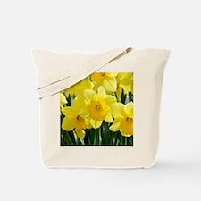 Trumpet Daffodil Tote Bag