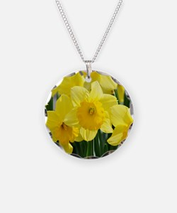 Trumpet Daffodil Necklace