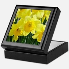 Trumpet Daffodil Keepsake Box
