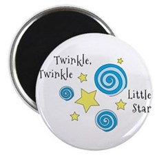 Twinke, Twinkle Little Star Magnets