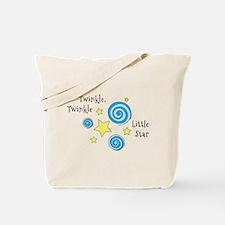 Twinke, Twinkle Little Star Tote Bag