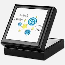 Twinke, Twinkle Little Star Keepsake Box