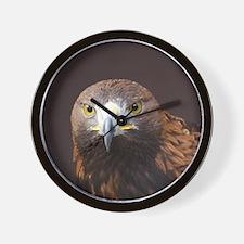 Eagle001 Wall Clock