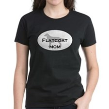 Flat-Coated Retriever MOM Tee
