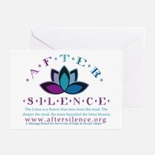 After Silence Greeting Cards (Pk of 10)