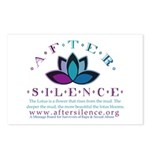 After Silence Postcards (Package of 8)