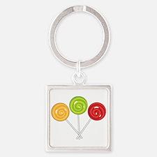 Lollipops Keychains