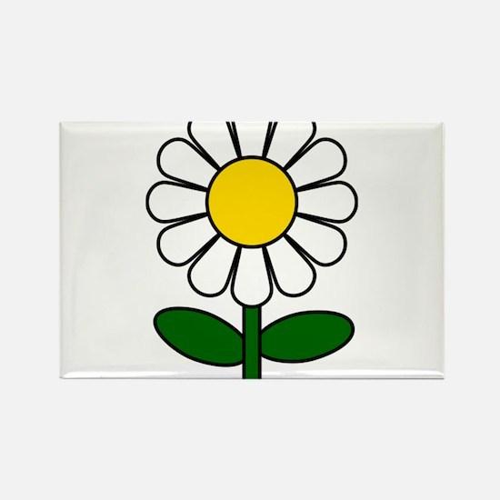 Daisy Flower Magnets